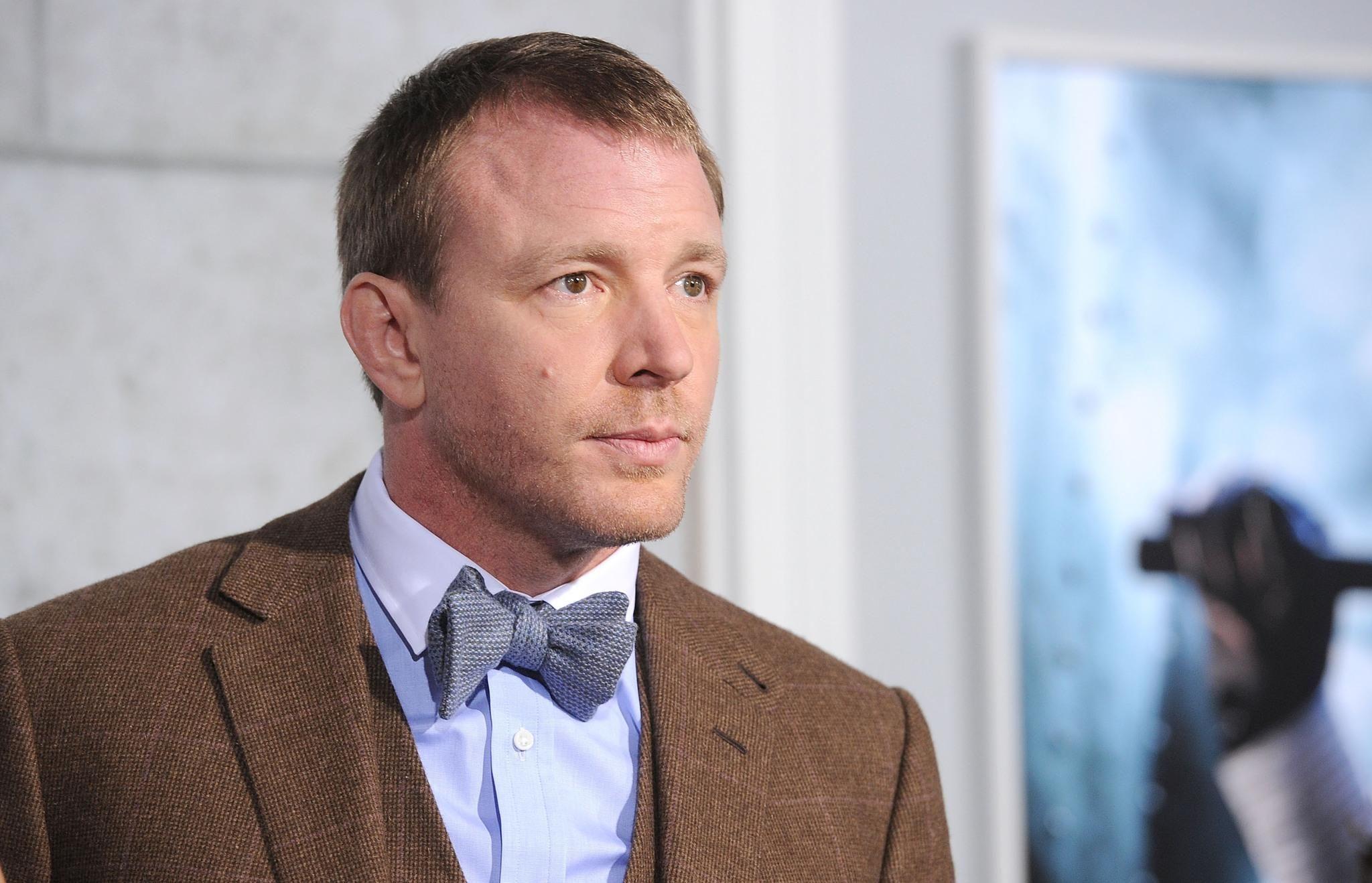Гай Ричи шокировал признанием: режиссер хочет сняться с Путиным топлес