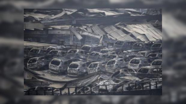 Число погибших из-за взрывов в китайском Тяньцзине достигло 85 человек - портал новостей LB.ua