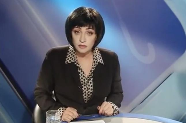Первый пошел: журналистка из Новосибирска в прямом эфире рассказала, как шизофрения косит россиян