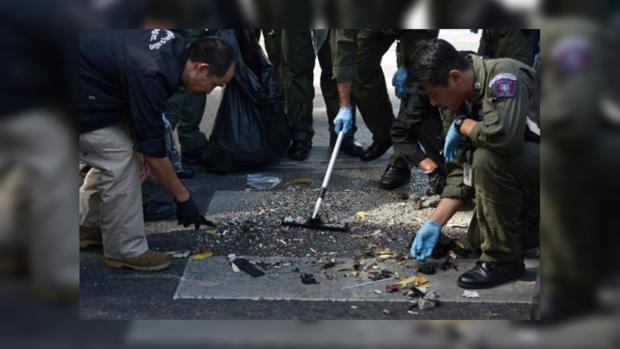 Граждан РК среди погибших в результате взрыва в Бангкоке нет