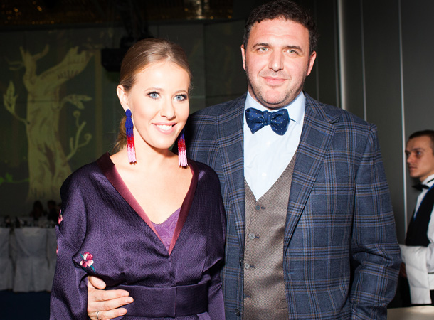 Максим Виторган переживает за безопасность Ксении Собчак