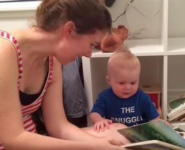 У ребенка каждый раз неадекватная реакция, когда заканчивается сказка
