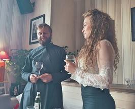 Украинская певица Яна Соломко крестила дочку