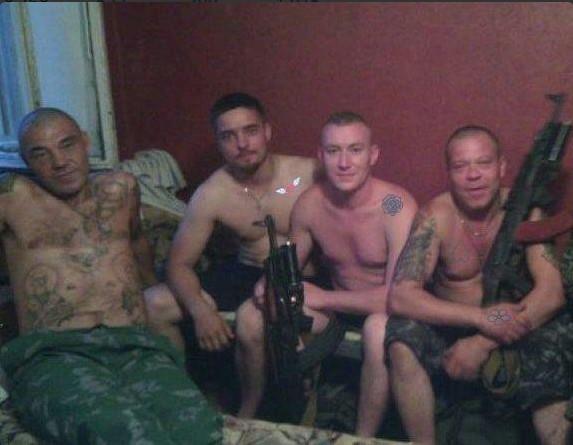 Российские оккупанты привлекают в свои ряды заключенных с Донбасса, - Минобороны Украины - Цензор.НЕТ 7023