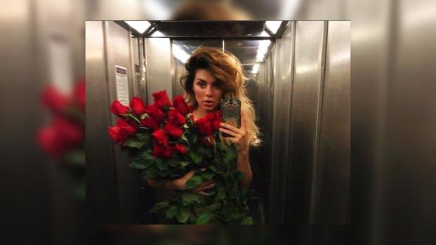 Анна Седокова намекнула на новые любовные отнощения
