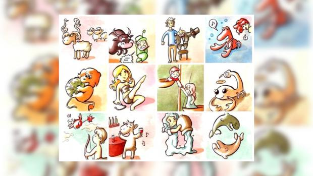 Картинки смешные по знакам зодиака