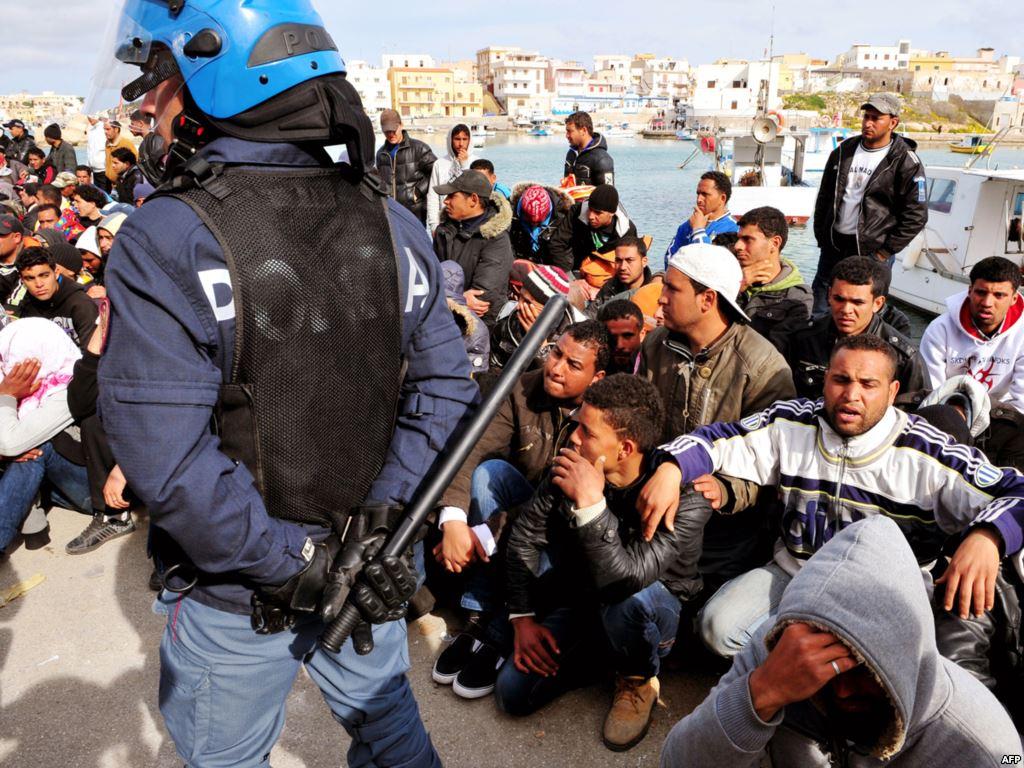 Сирийские беженцы страдают от агрессии европейцев