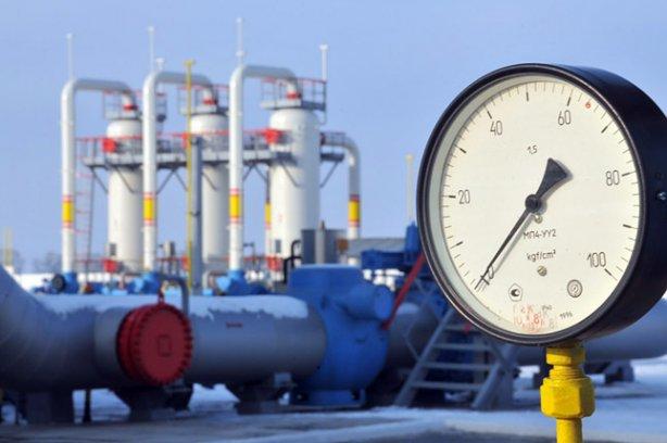 Украина увеличила отбор газа изхранилищ на42%