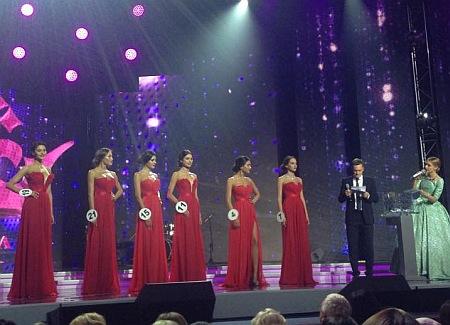 «Мисс Украина-2015» стала 18-летняя брюнетка Кристина Столока