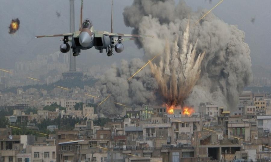 Пентагон: все цели в Сирии успешно поражены