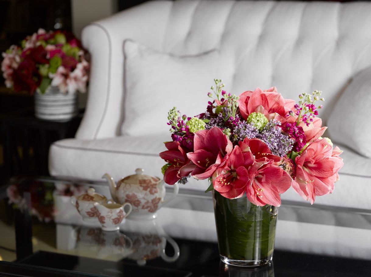Цветы для интерьера дома