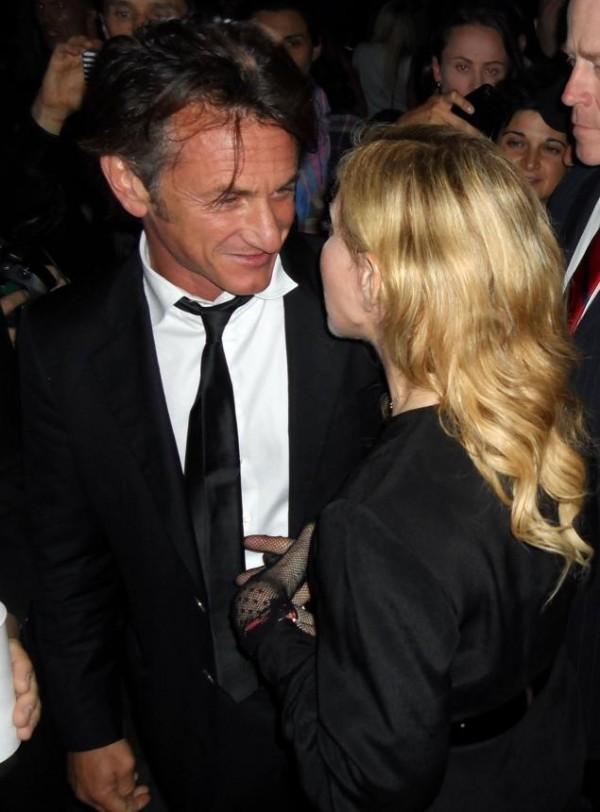 Мадонна и Шон Пенн сходили на свидание в 2019 году