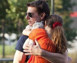 Том Круз не видел дочь больше двух лет из-за страха перед бывшей женой