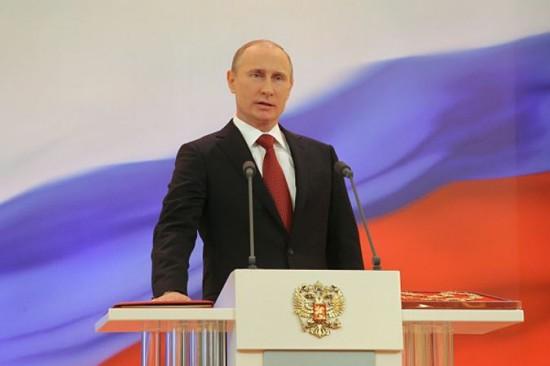 Путин: ниукого неполучится напугать Российскую Федерацию