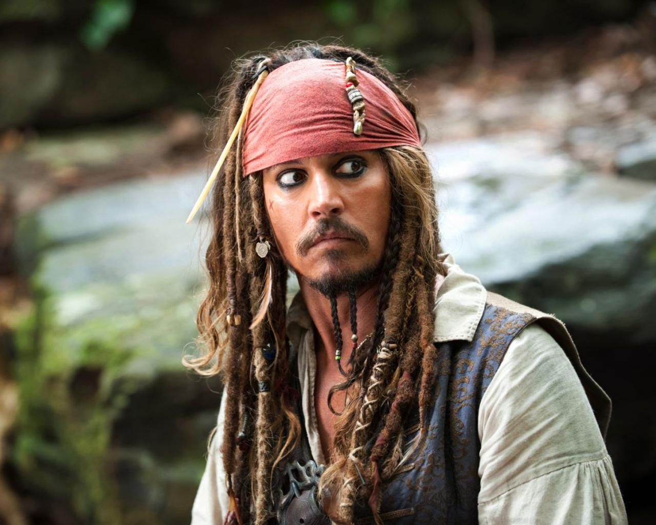 Джонни Депп поведал, что его чуть не сократили из«Пиратов Карибского моря»