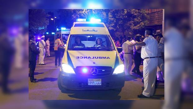У египетского отеля подорвался смертник