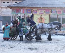 Древний Киев зовет на Андреевские вечерницы