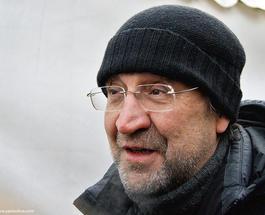 Юрий Шевчук отыграл в Химках концерт для протестующих дальнобойщиков