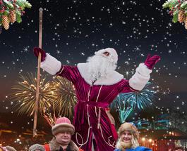 Впервые в Древнем Киеве будут гуляния в Новогоднюю ночь до утра