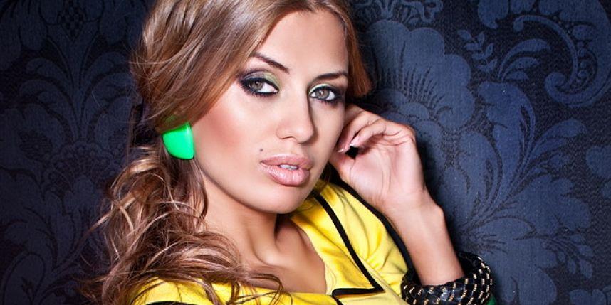 Виктория Боня отметила день рождения смужем идочерью вмосковском клубе