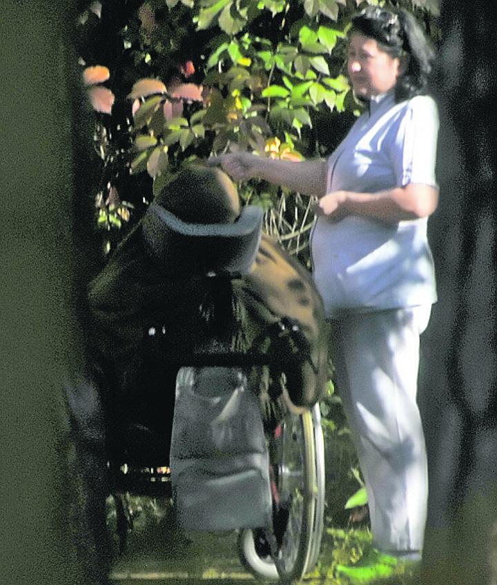 мария кончаловская вышла из комы фото