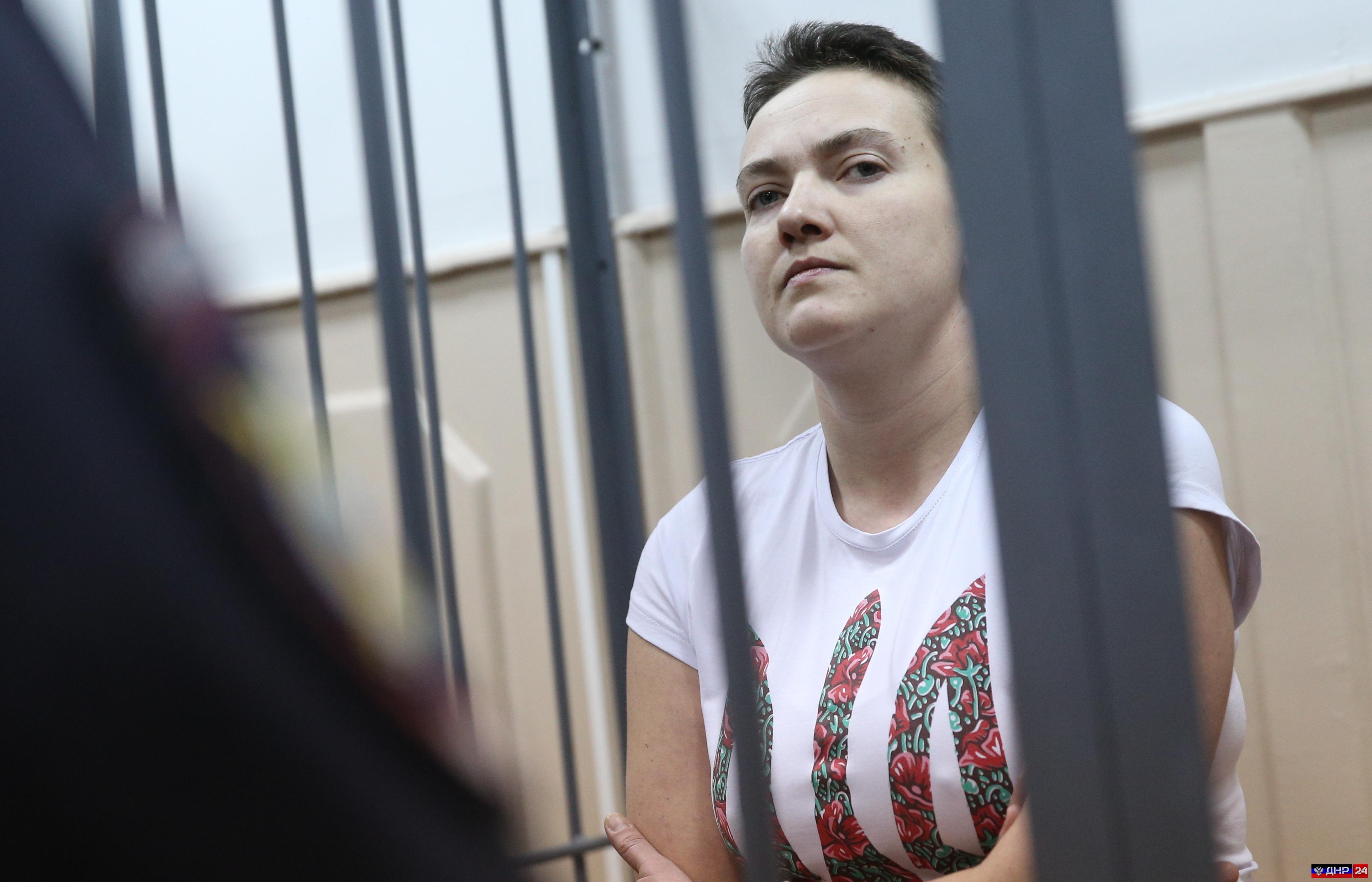 Дело Савченко: Суд принял решение продлить арест досередины весны