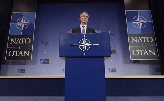 В НАТО объявили о повышении противовоздушной обороны Турции