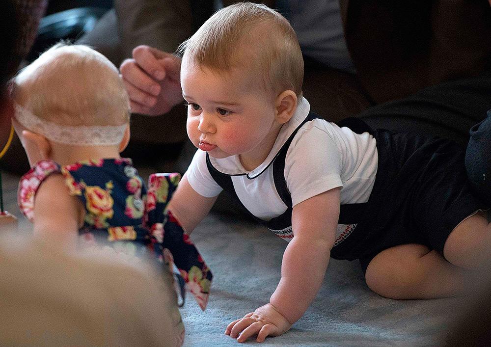 Новое фото подросших детей Кейт иУильяма