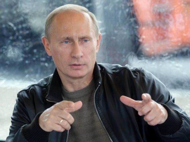 """В.В.Путин де факто анонсировал новое вторжение в Украину: """"Мы не оставим русскоязычных Донбасса!"""""""