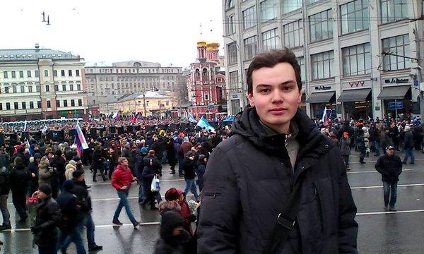 ВРФ покончил собой Влад Колесников, выступавший против аннексии Крыма