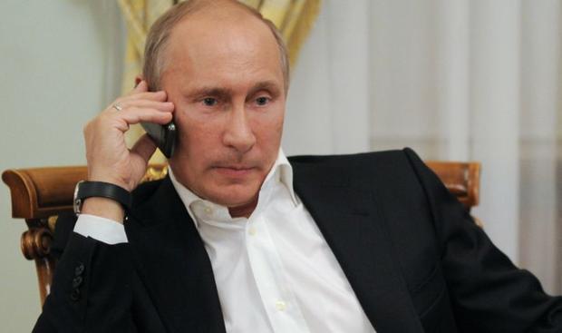 ВКиеве презентовали документальный фильм о уголовных  связях В.Путина