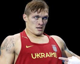 """""""Знай наших!"""": украинский боксер Александр Усик признан самым перспективным боксером мира"""