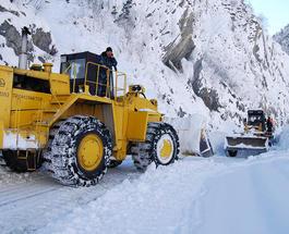 Трехдневный снегопад засыпал Грузию и обесточил десятки поселков