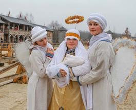Древний Киев приглашает на Рождественские праздники в стиле средневековья