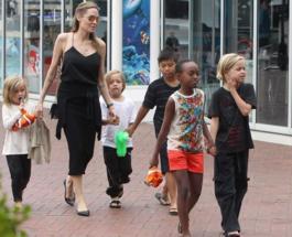 Дети Анджелины Джоли получили небольшие роли в «Кунг-фу Панда 3»