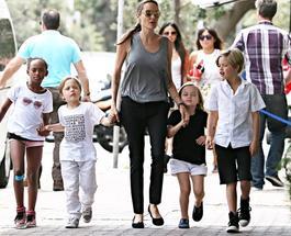 Дети Брэда Питта и Анджелины Джоли поучаствовали в озвучке мультика