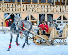 Древний Киев приглашает на зимнее путешествие в Средневековье