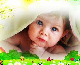 Видео про детей: самое чистое создание - это ребенок