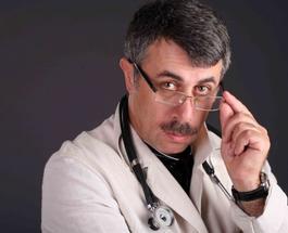 Доктор Комаровский дал новые