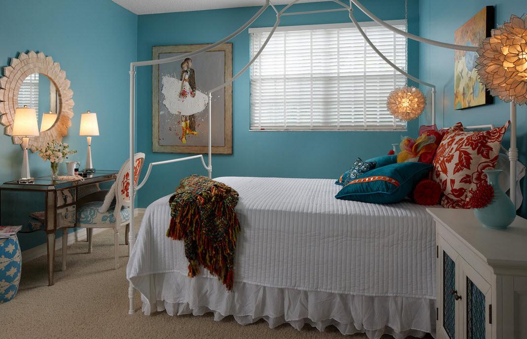 Цвет стен в доме влияет на здоровье человека: ученые