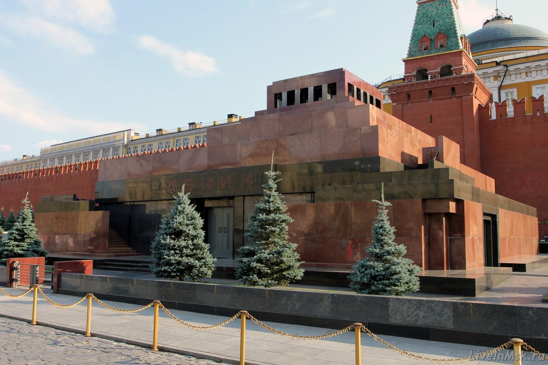 В ЛДПР предложили похоронить Ленина по-христиански