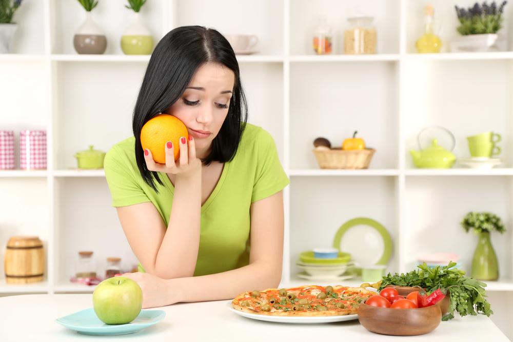 Голодание и снижение веса