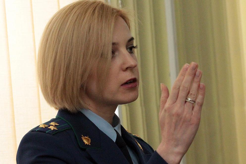 Поклонская назвала Собчак «симпатичной», пытаясь сгладить конфликт