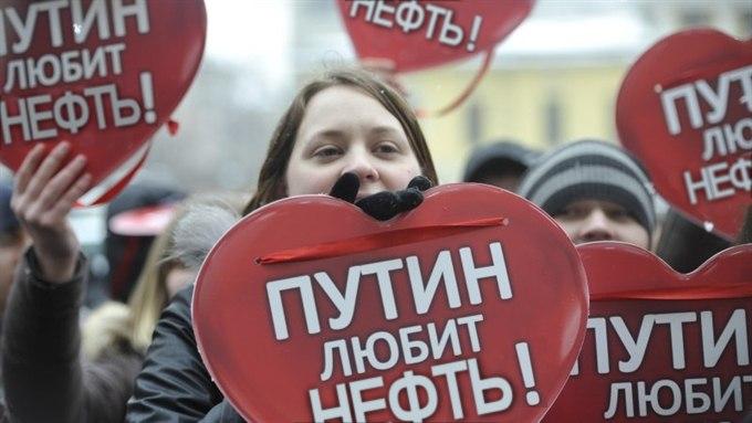 В.В.Путин станет еще более опасными из-за падения цены на нефть – эксперт