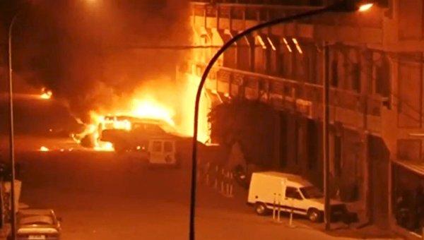 Захват заложников в Буркина-Фасо: силовики спасли 126 человек