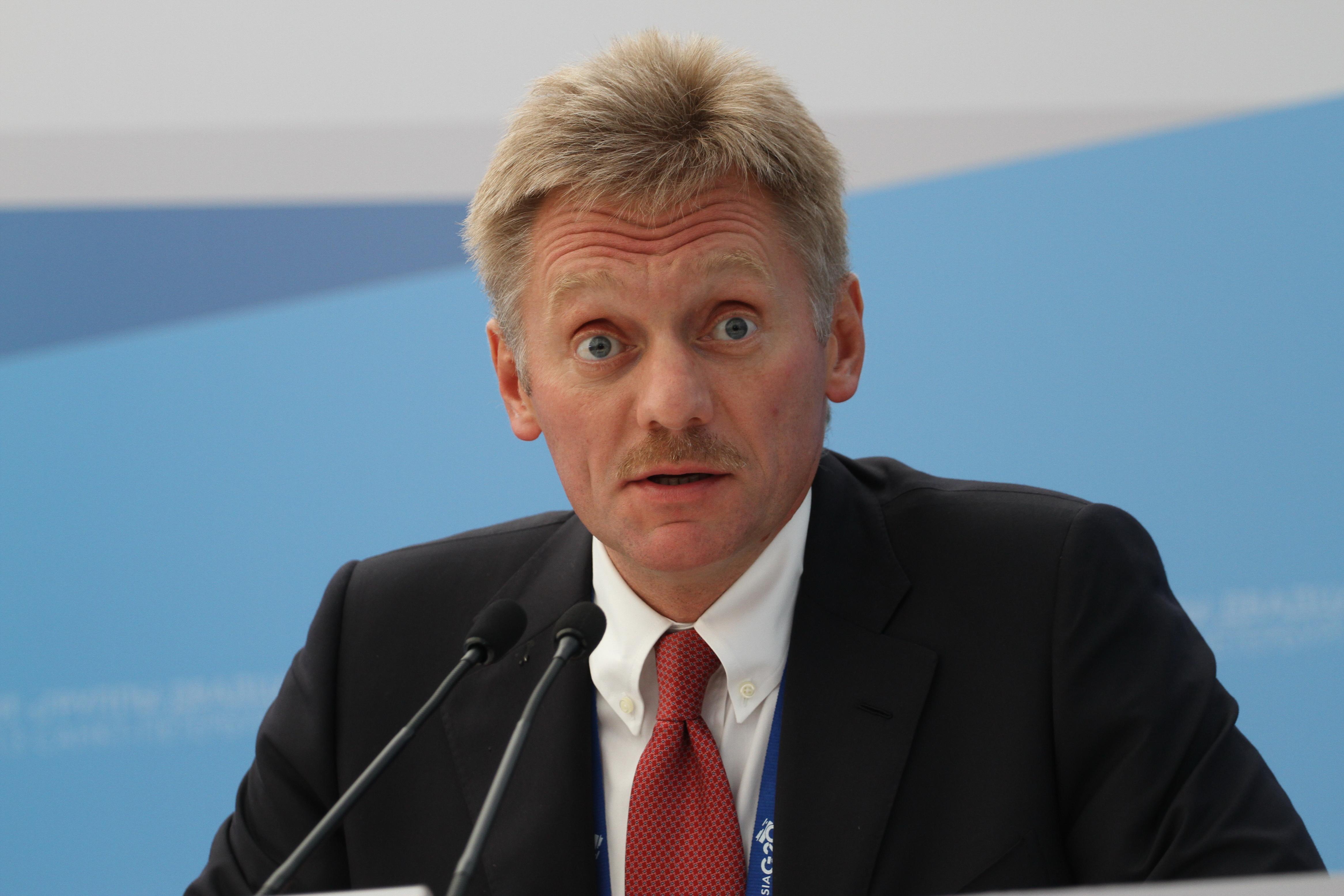 Песков прокомментировал идею погони за покемонами в Кремле