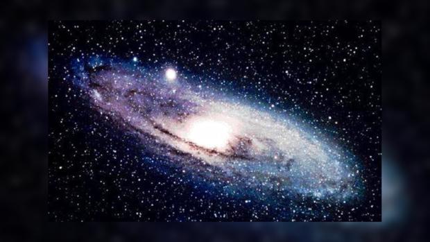 Чудовищное облако возвращается в нашу галактику бумерангом