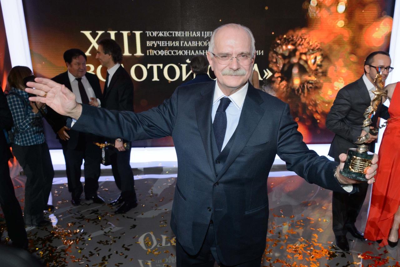 Михалков получил основанную им премию