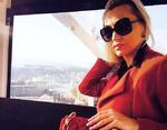 """Блондинка из Ивано-Франковска, которая """"сцепилась"""" с полицейскими, извинилась за нецензурную брань"""