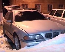 «Макфлай, это ты?»: Полиция в Сумах нашла современный автомобиль, датированный 1900-м годом
